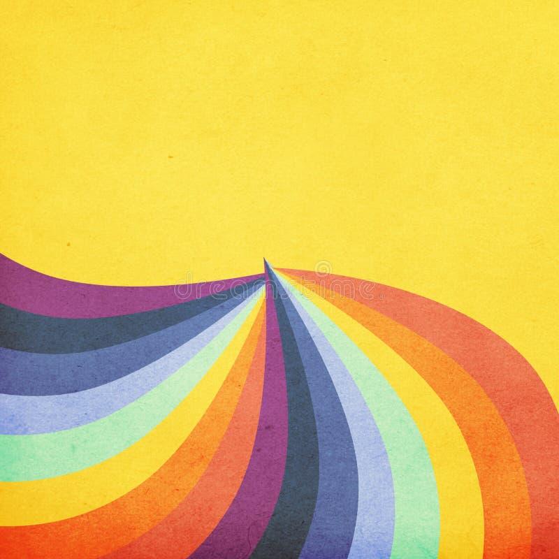 Image d'art, configuration colorée illustration de vecteur