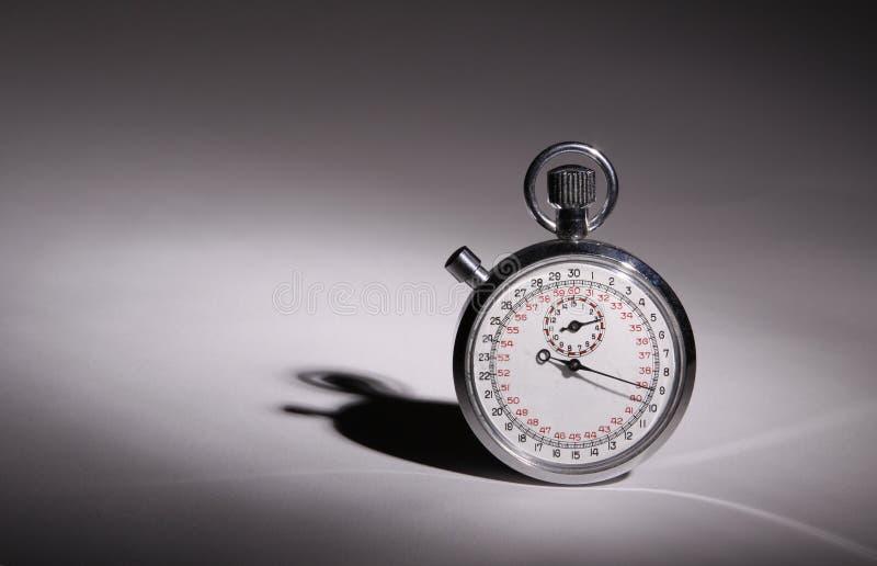 Image d'horizontal de chronomètre photographie stock