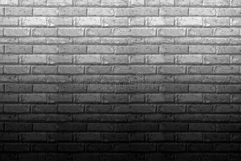 Image d'un mur de briques utilis? comme fond images stock