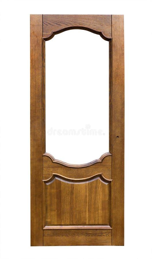 Image d'une porte, d'isolement image libre de droits