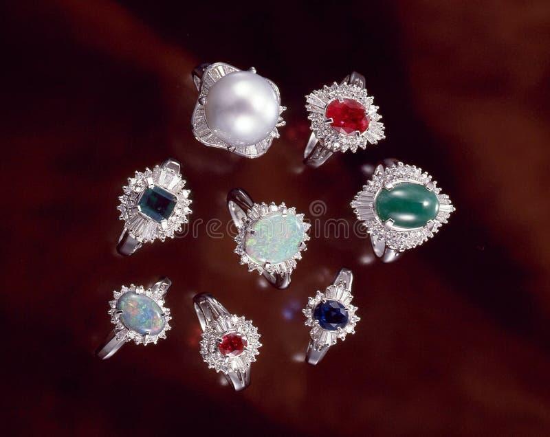 Image de bijoux photo stock