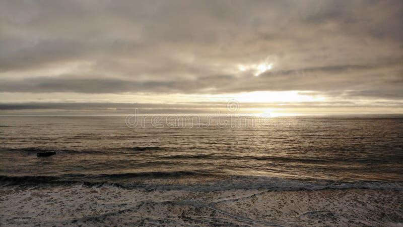 Image de bourdon de coucher du soleil photographie stock