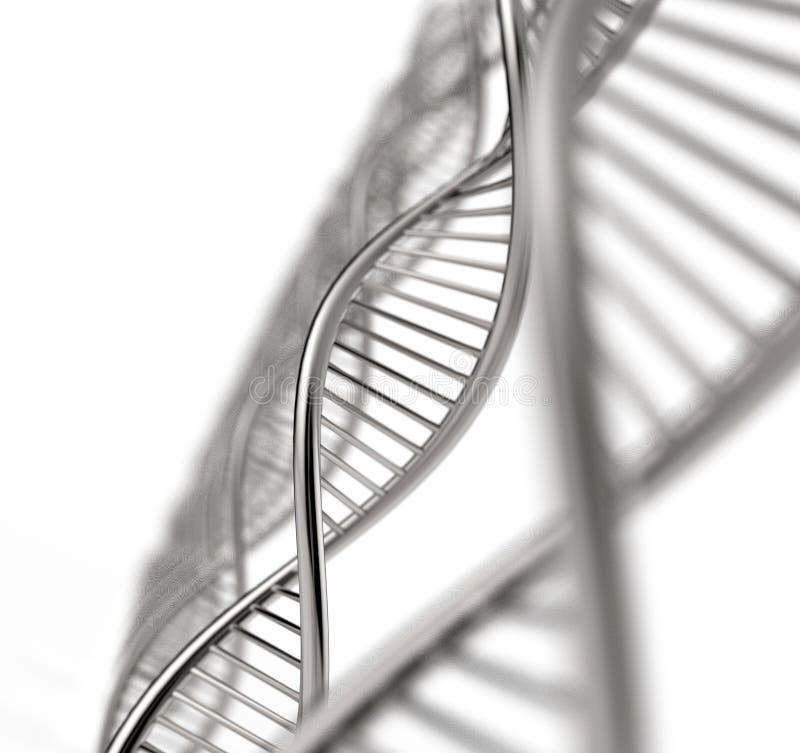 Image de brin d'ADN illustration libre de droits