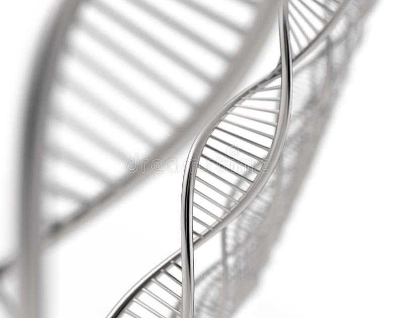 Image de brin d'ADN illustration de vecteur