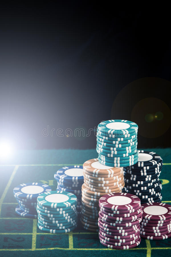 Image de casino images stock