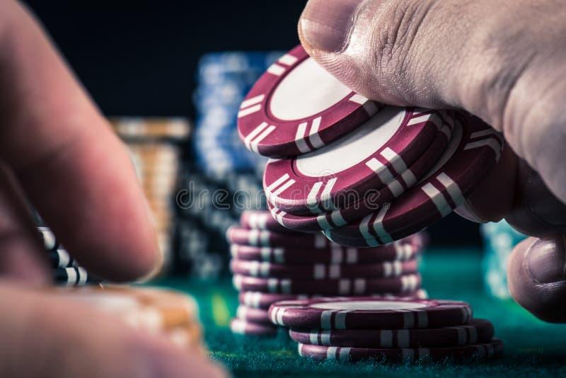Image de casino images libres de droits