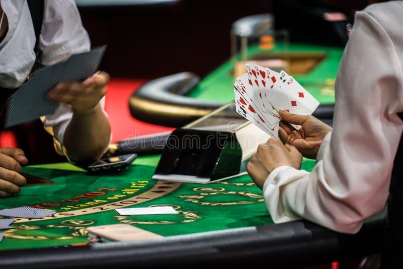 Image de casino photos stock