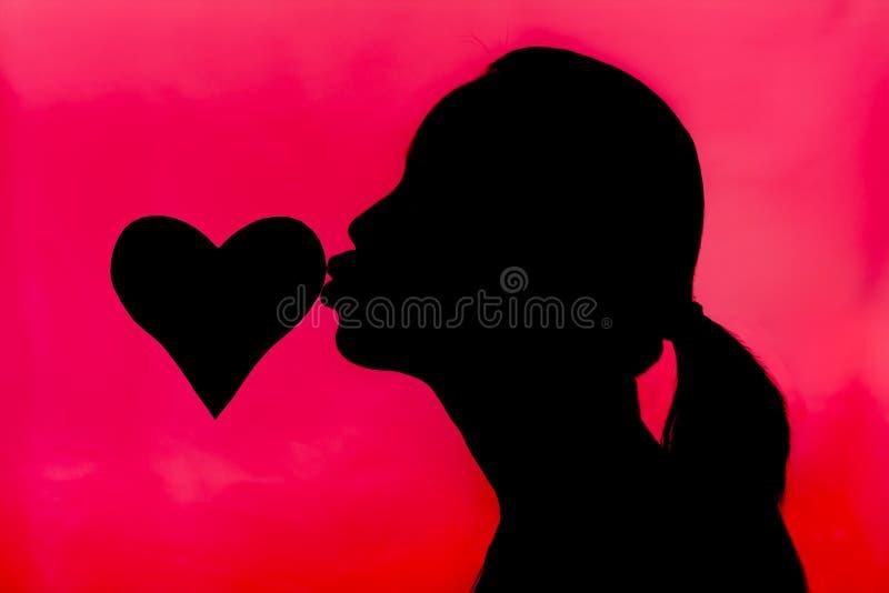 Image de concept des valentines. images libres de droits