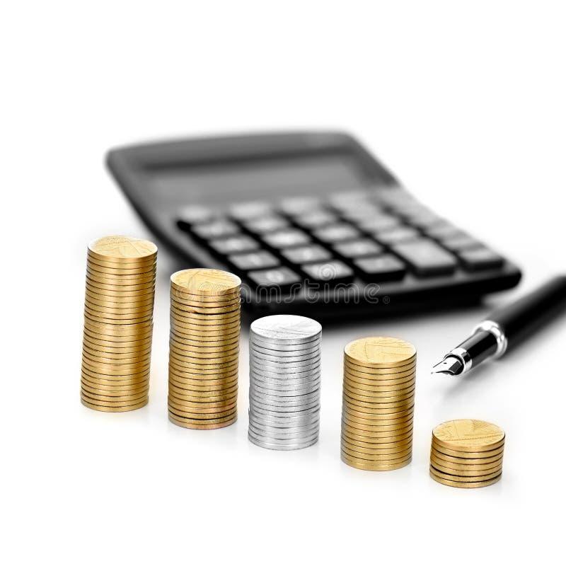 Image de concept pour des déclarations d'impôt III images stock