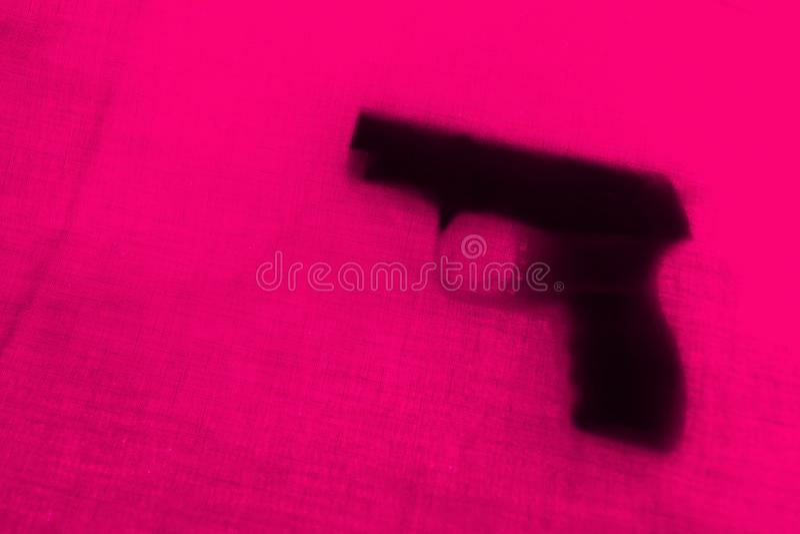 image de concept de tueur de femme photos stock