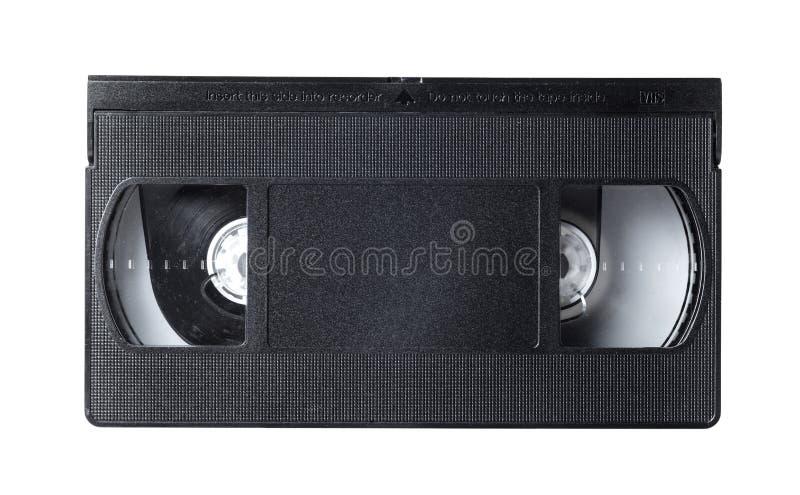 Image de la cassette vidéo photos libres de droits