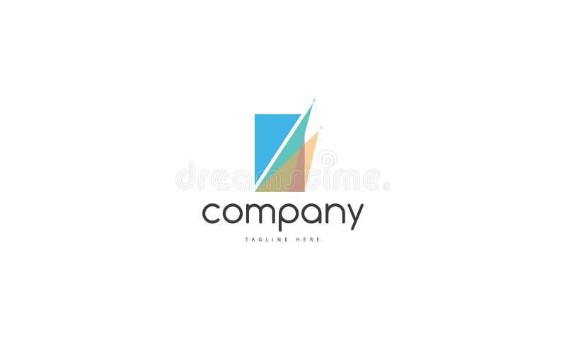 Image de logo de vecteur de transports aériens illustration de vecteur