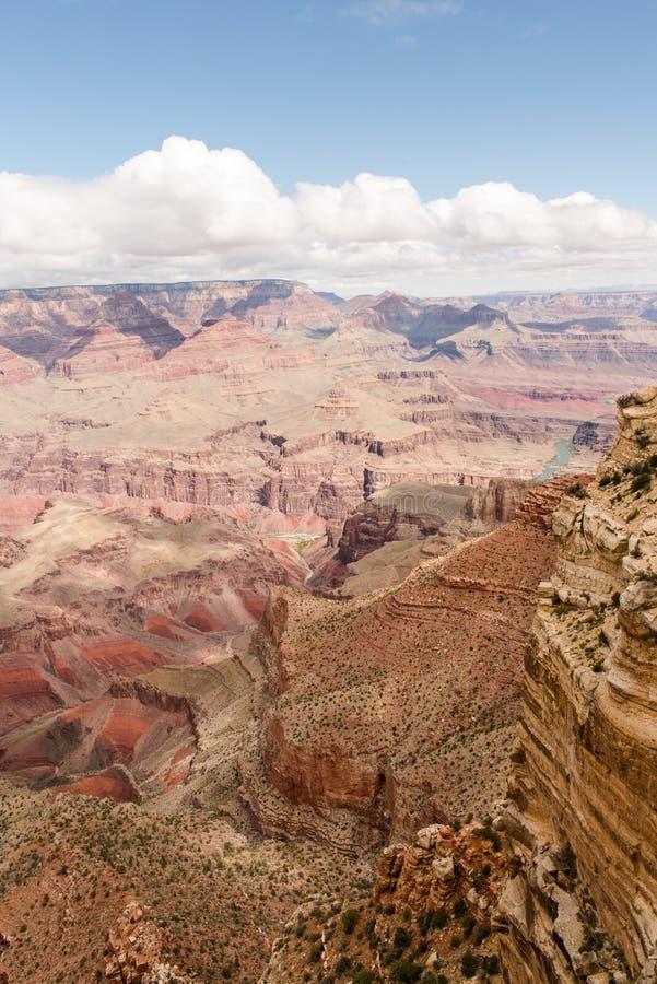 Image de paysage de Grand Canyon en Arizona photos libres de droits