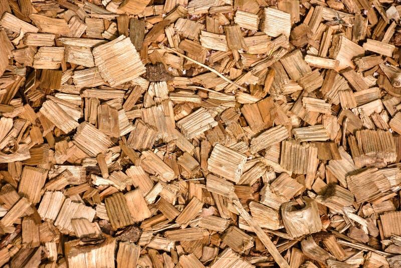 Image de plan rapproché en bois de sciure photo stock