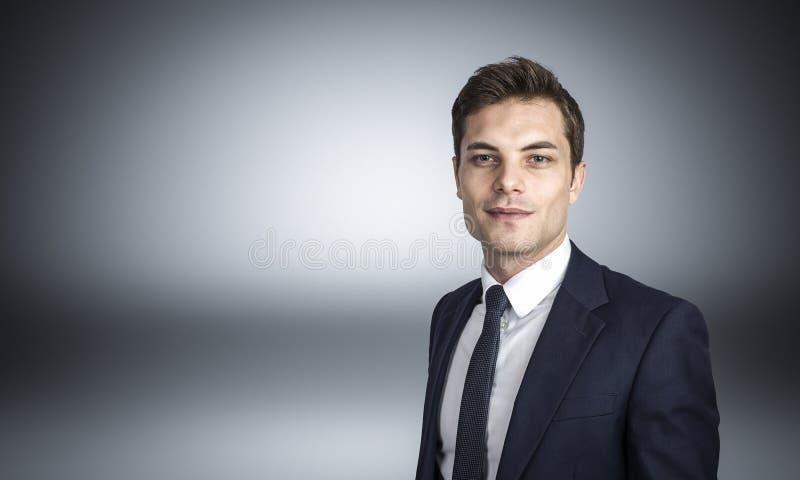 Image de portrait d'homme d'affaires photographie stock
