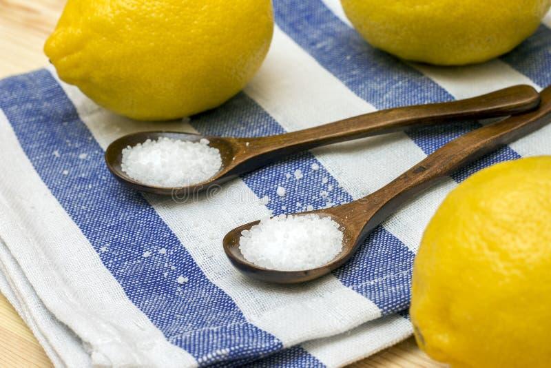 Image de régulateur d'acidité - acide citrique photos stock