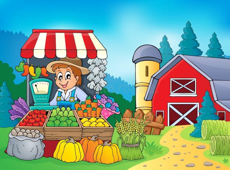 Image 5 de thème d'agriculteur