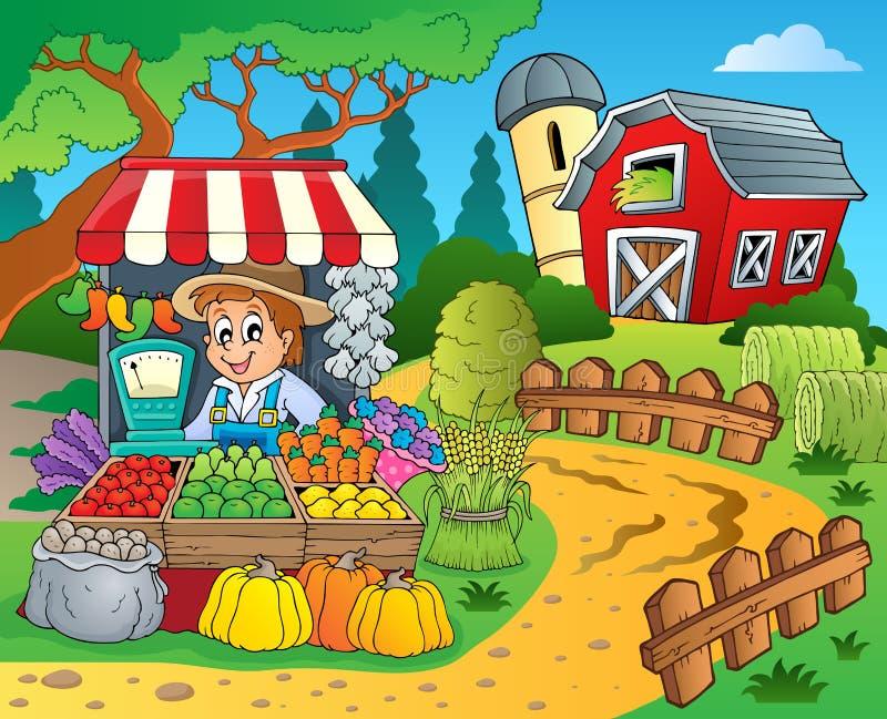 Image 8 de thème d'agriculteur