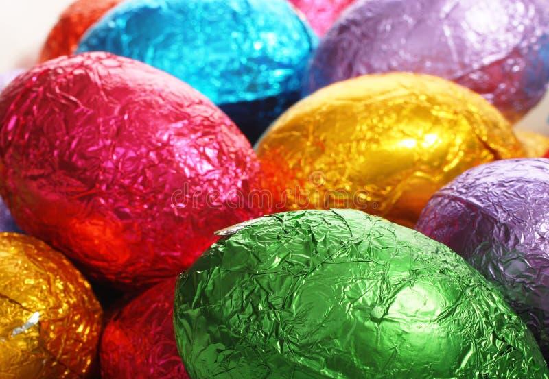 image de vacances de Pâques de chocolat image stock