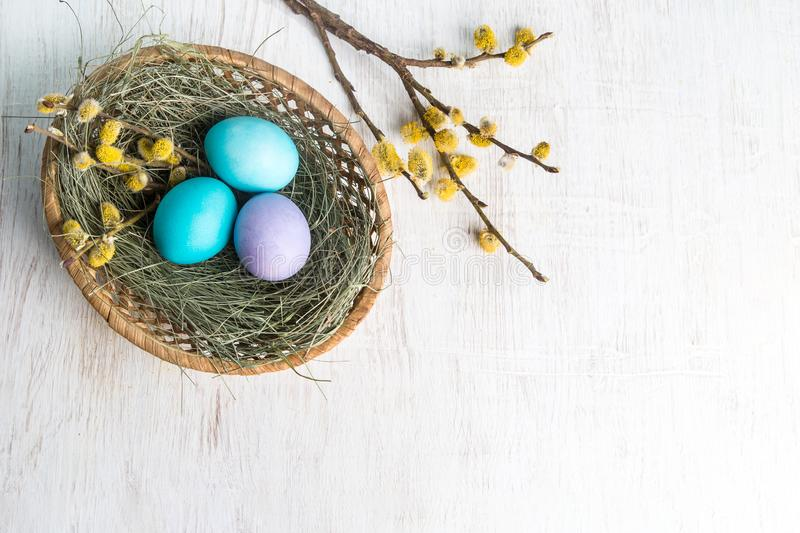Image with Easter stock photos