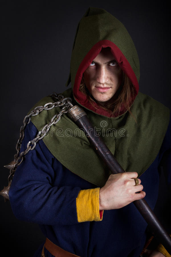 Download Image Of Evil Warrior Stock Image - Image: 19511161