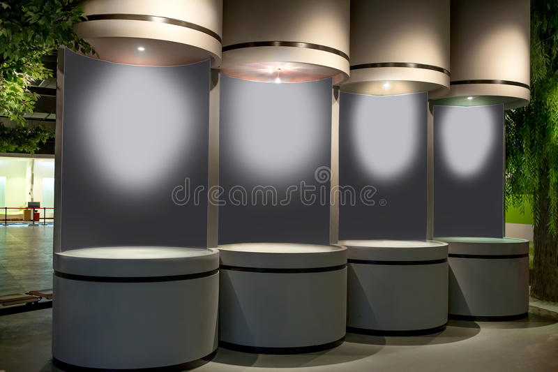 Download Image Frames In Exhibition Room Royalty Free Stock Photo - Image: 36375115