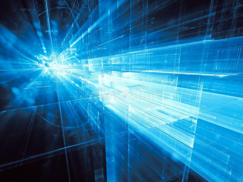Image générée par ordinateur abstraite  photo stock