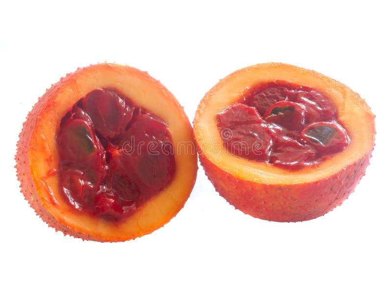 Download Image of Gac fruits stock image. Image of green, light - 21825445