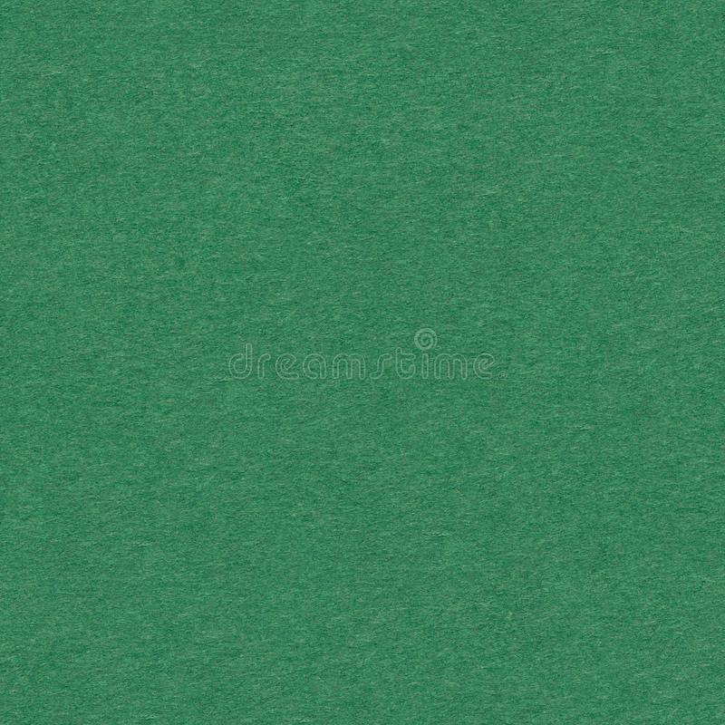 Image of green paper as a background. Seamless square texture, tile ready. High quality image royalty free stock photo