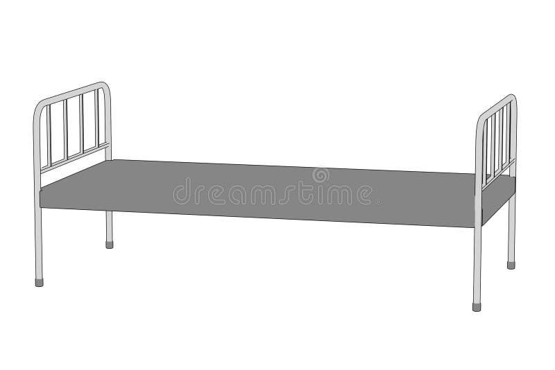Download Image Of Hospital Bed Stock Illustration. Illustration Of Image    39096397