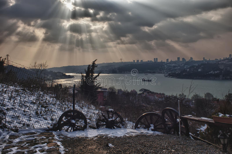 Image Of Istanbul Royalty Free Stock Photography