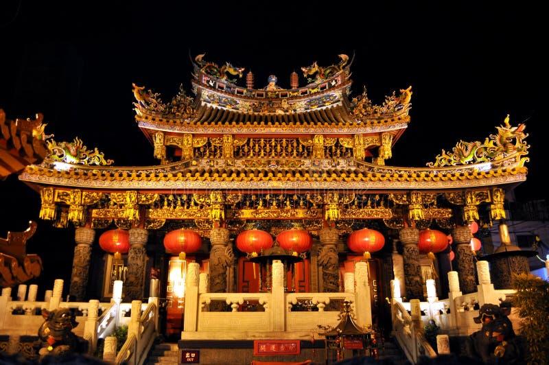 Kanteibyo Temple in Yokohama Chinatown Tokyo Japan. An image of Kanteibyo Temple in Chinatown, Yokohama stock photos