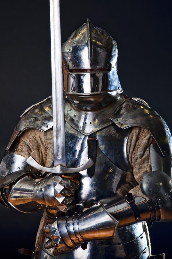Image of knight royalty free stock photo