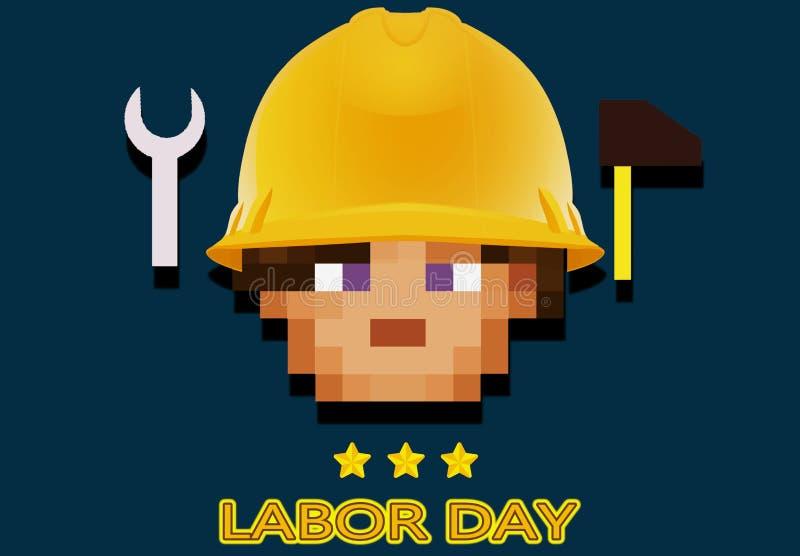 Labor Day vector illustration
