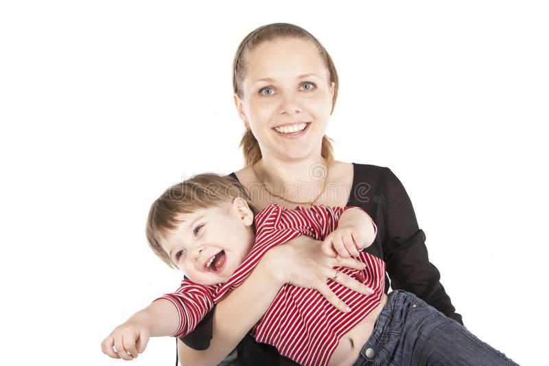 Download Image Of Mother And Son Royalty Free Stock Images - Image: 24023479