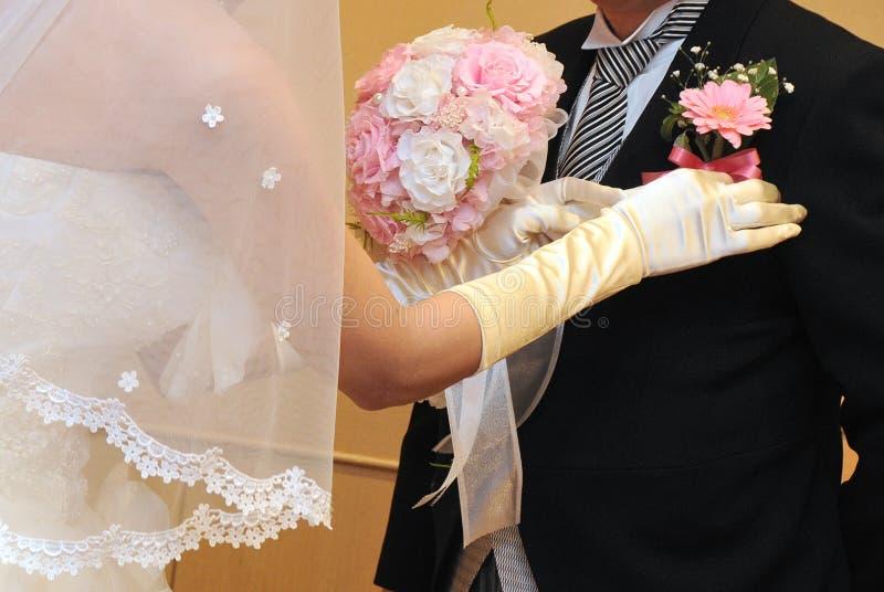 Image nuptiale images libres de droits