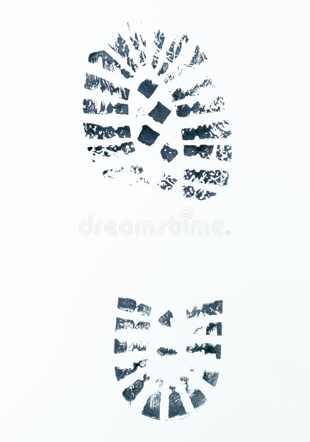 Free Image Of A Right Boot Print Stock Photos - 31953483