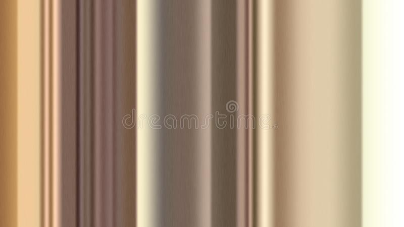 Abstract Vertical Stripes with Brushed Metal Texture for Background stock photography