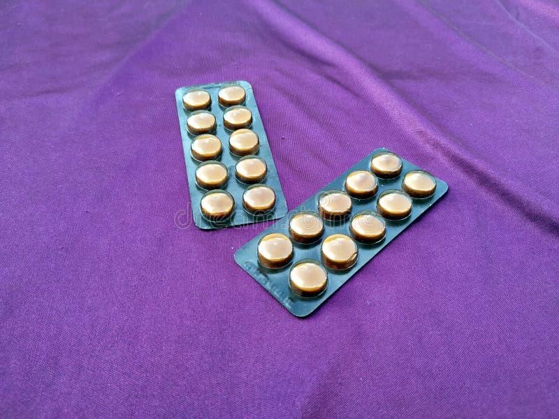Pharmaceuticals antibiotics pills medicine stock image