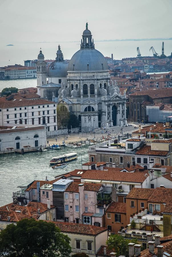 Image of picturesque chanels of Venice, Italy. Image of picturesque chanels of Venice in Italy royalty free stock images