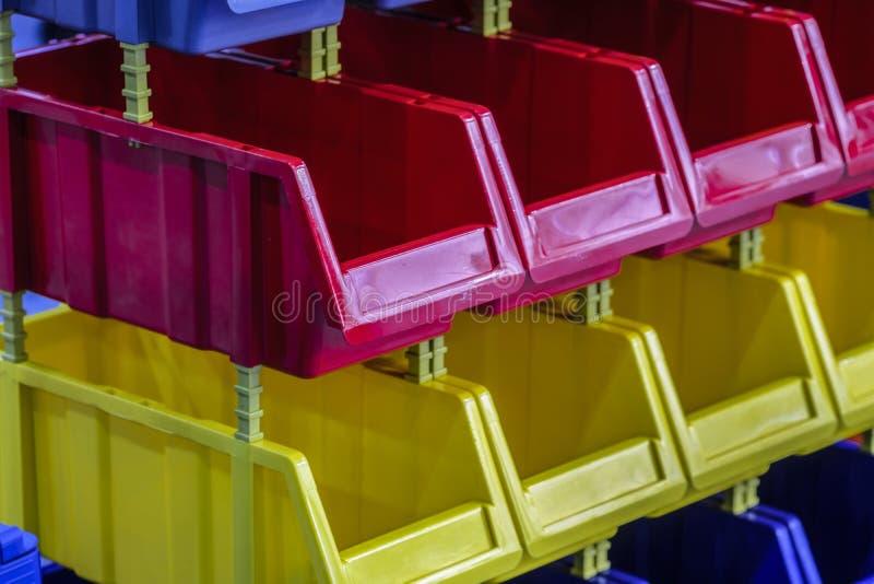 Plastic storage box. Image of plastic storage box stock photos