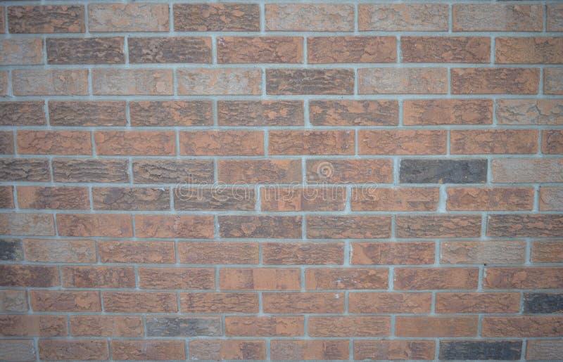 Image plate d'un mur de briques images stock