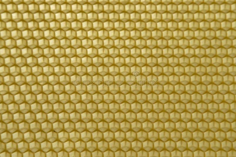 image proche de nid d'abeilles de fond vers le haut photo stock