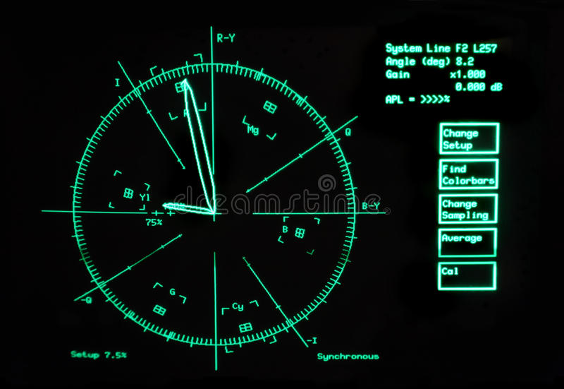 Download Image of radar screen stock image. Image of glowing, mathematical - 21830339