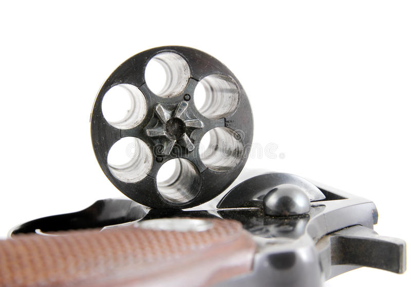 Image of revolver