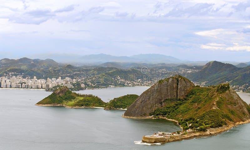 Image of the of Rio de Janeiro royalty free stock image