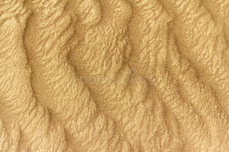 Image Of Sand Dunes Royalty Free Stock Image