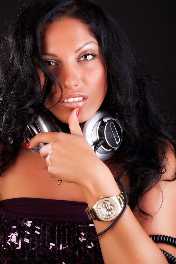 Image Of Seductive Girl Stock Photography