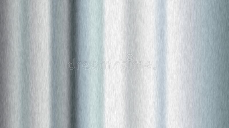Abstract Brushed Metal Texture with Blurred Vertical Stripes for Background stock photos