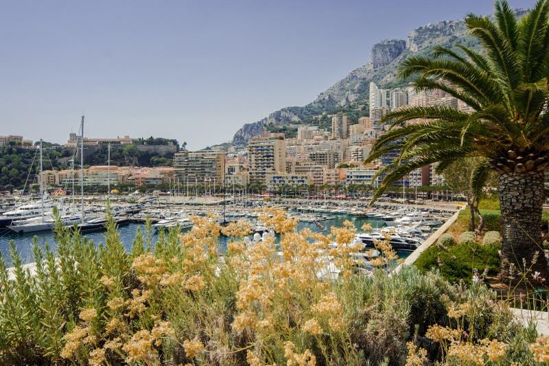 Download Monaco cityscape stock photo. Image of mediterranean - 30236146